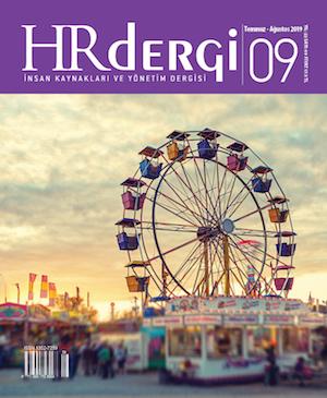 hr dergi Temmuz - Ağustos 2019 sayısı