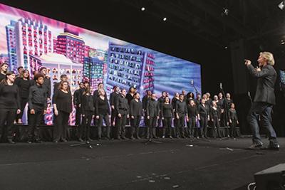 ATD Uluslararası Konferans ve Fuarı  88 ülkeden 13bin500 yetenek gelişimi profesyonelini bir araya getirdi