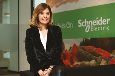 Schneider Electric'in tüm enerjisi dijitalleşmede
