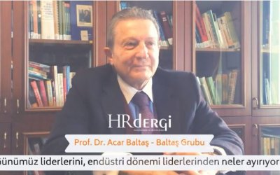 HRdergi Röportaj: Günümüz liderlerini, endüstri dönemi liderlerinden neler ayırıyor?