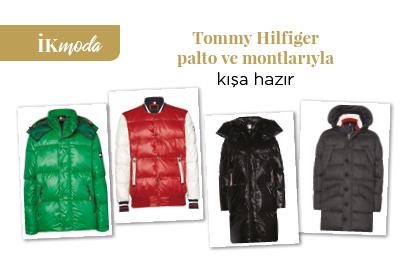 Tommy Hilfiger palto ve montlarıyla kışa hazır