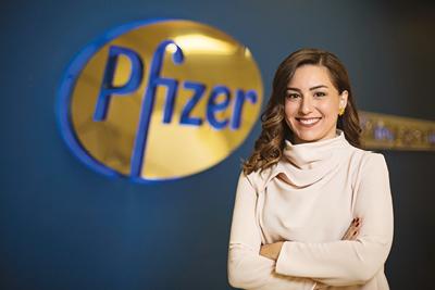 """""""Daha çevik ve yalın bir Pfizer için yöneticilikten liderliğe..."""""""