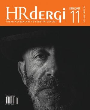 hr dergi Ekim 2019 sayısı