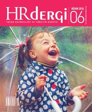 hr dergi Nisan 2016 sayısı