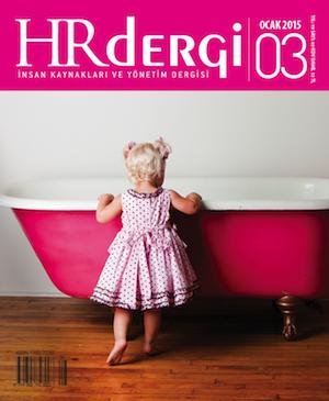 hr dergi Ocak 2015 sayısı