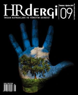 hr dergi Temmuz - Ağustos 2013 sayısı