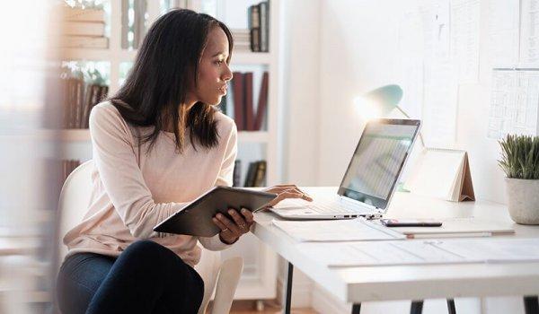 Citrix'in Araştırması'na göre, çalışanlar uzaktan çalışmaya uyum sağlıyor.