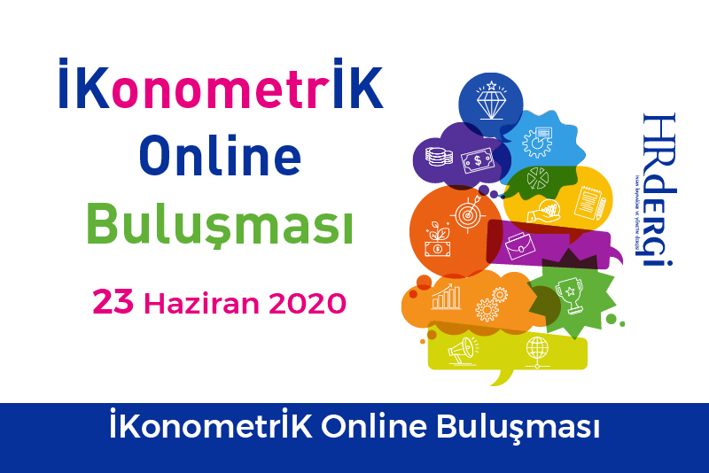İKonometrİK Buluşmalar - Online