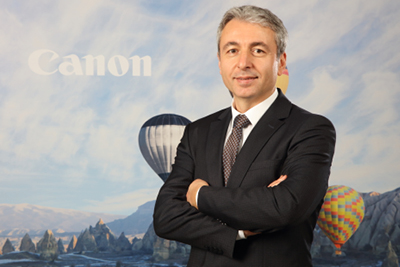 Canon Eurasia, kişiye özel motivasyon için düğmeye bastı