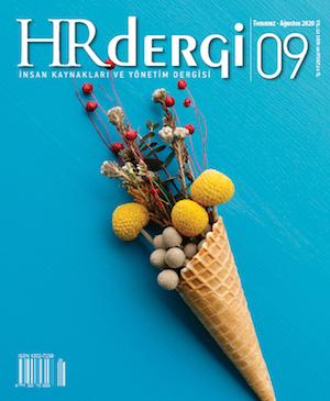 hr dergi Temmuz - Ağustos 2020 sayısı