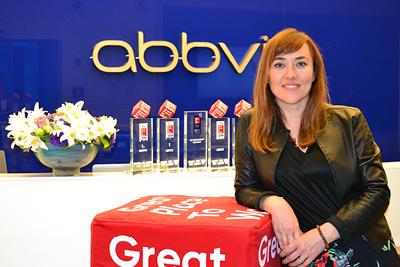 """""""AbbVie olarak başarımızda çalışanlarımızın yarattığı değeri çok iyi biliyoruz."""""""