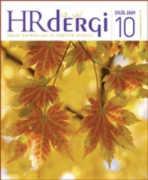 hr dergi Eylül 2009 sayısı