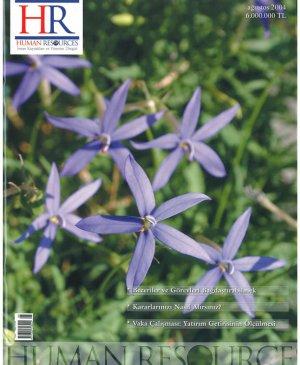 hr dergi Ağustos 2004 sayısı