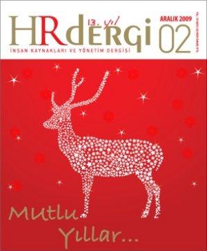 hr dergi Aralık 2009 sayısı