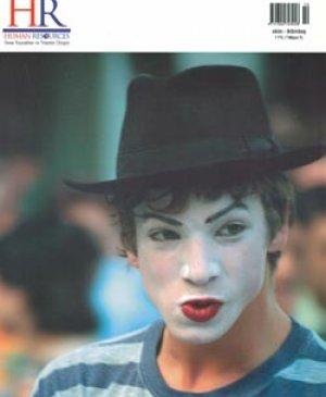 hr dergi Ekim 2005 sayısı