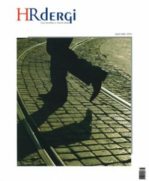 hr dergi Eylül 2006 sayısı
