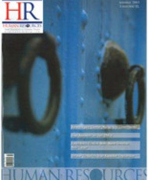 hr dergi Temmuz - Ağustos 2003 sayısı