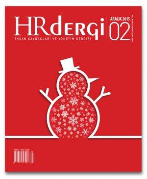 hr dergi Aralık 2015 sayısı