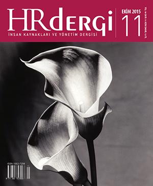 hr dergi Ekim 2015 sayısı
