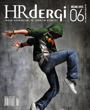 hr dergi Nisan 2015 sayısı