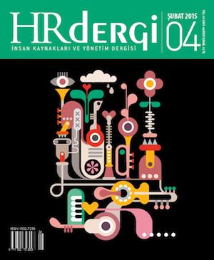 hr dergi Şubat 2015 sayısı