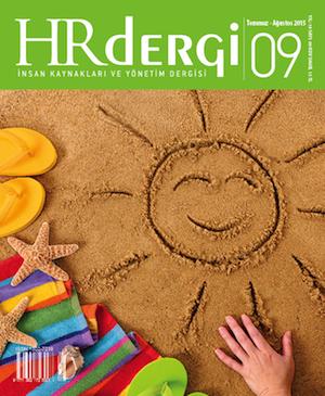 hr dergi Temmuz - Ağustos 2015 sayısı