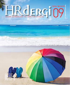 hr dergi Temmuz - Ağustos 2016 sayısı