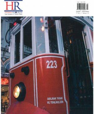hr dergi Şubat 2005 sayısı
