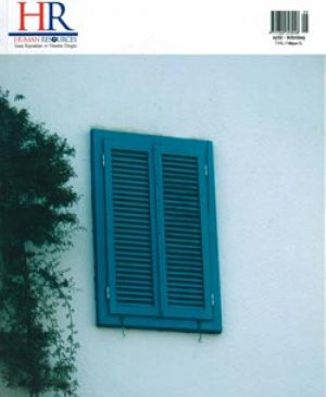 hr dergi Eylül 2005 sayısı