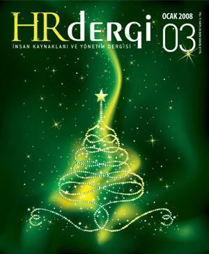 hr dergi Ocak 2008 sayısı