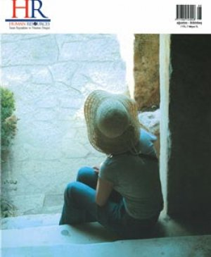 hr dergi Ağustos 2005 sayısı