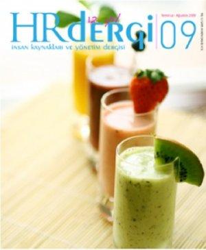 hr dergi Temmuz - Ağustos 2009 sayısı