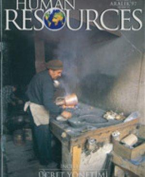 hr dergi Aralık 1997 sayısı
