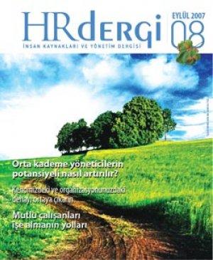 hr dergi Eylül 2007 sayısı