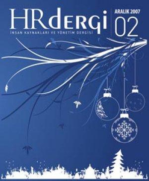 hr dergi Aralık 2007 sayısı