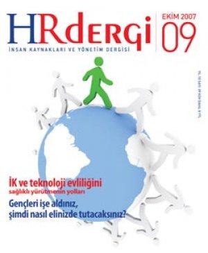 hr dergi Ekim 2007 sayısı