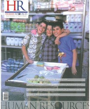 hr dergi Nisan 2004 sayısı