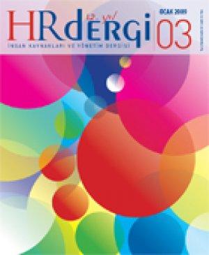 hr dergi Ocak 2009 sayısı
