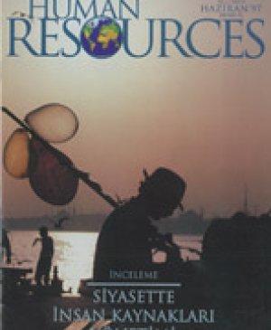 hr dergi Haziran 1997 sayısı