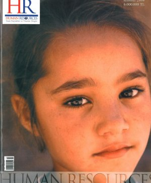 hr dergi Temmuz - Ağustos 2004 sayısı