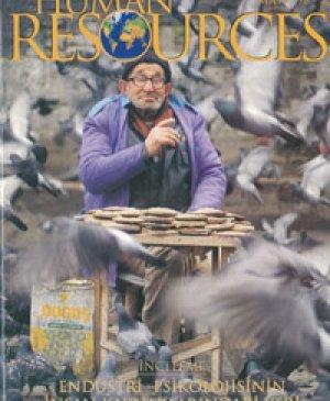 hr dergi Mart 1998 sayısı