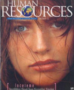hr dergi Kasım 1996 sayısı
