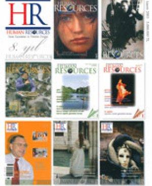 hr dergi Kasım 2003 sayısı