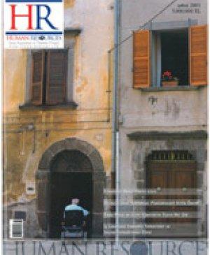 hr dergi Şubat 2003 sayısı