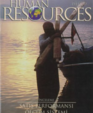 hr dergi Eylül 1997 sayısı