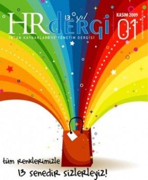 hr dergi Kasım 2009 sayısı