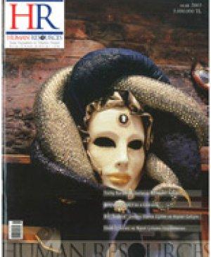 hr dergi Ocak 2003 sayısı