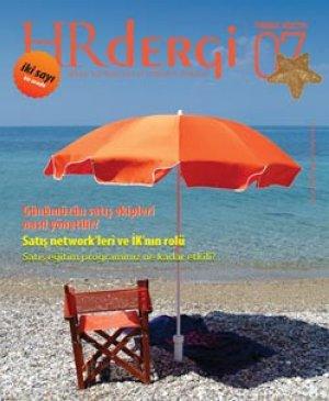 hr dergi Temmuz - Ağustos 2007 sayısı