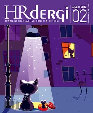 hr dergi Aralık 2012 sayısı