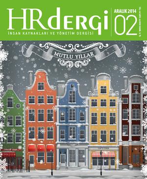 hr dergi Aralık 2014 sayısı